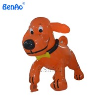AO019 Animals Inflatable Horse Dogs,Hot sale advertising inflatable dog for sale and promotion
