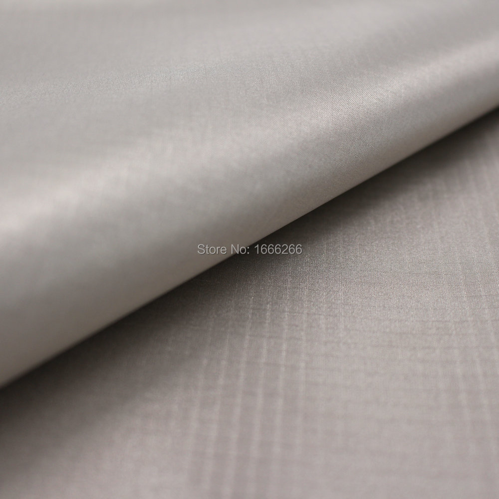 BLOCK EMF Plaid Fabric Used In High Frequency Electromagnetic ...