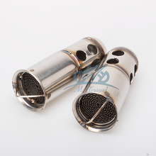 universal 51mm front end DB Killer for Motorcycle Exhaust Muffler killer Silencer Noise Sound Eliminator Off road Bike z
