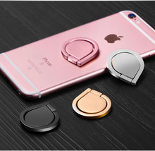 Universal water drops Finger Ring holder Mobile Phone Smartphone Stand Holder for ZTE Hawkeye Jasper LTE Majesty Pro LTE V870(China)