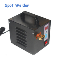 High Precision Point Welding Machine Small Spot Welder Laptop Notebook Phone Battery Miniature JST 111