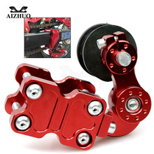 Motorcycle Adjustable Chain Tensioner Roller for DUCATI HYPERMOTARD 821 SP 939 1100 400 MONSTER 620 695 969 796