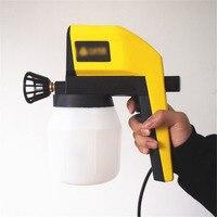 100w Diy Electric Spray Gun Electric Spray Gundurable Accessaries Easy To Use Portable