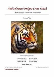Image 3 - מלאכות רקמת רקמה ערכות תפר צלב נספר 14 ct DMC צבע אמנויות DIY עבודת יד דקור גאווה של אפריקה
