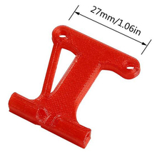 Rear Antenna Fixed Holder+XT60 Plug Holding Mount Support 3D Printed Antenna Fixator Base For Longrange Receiver XL5 XL Series