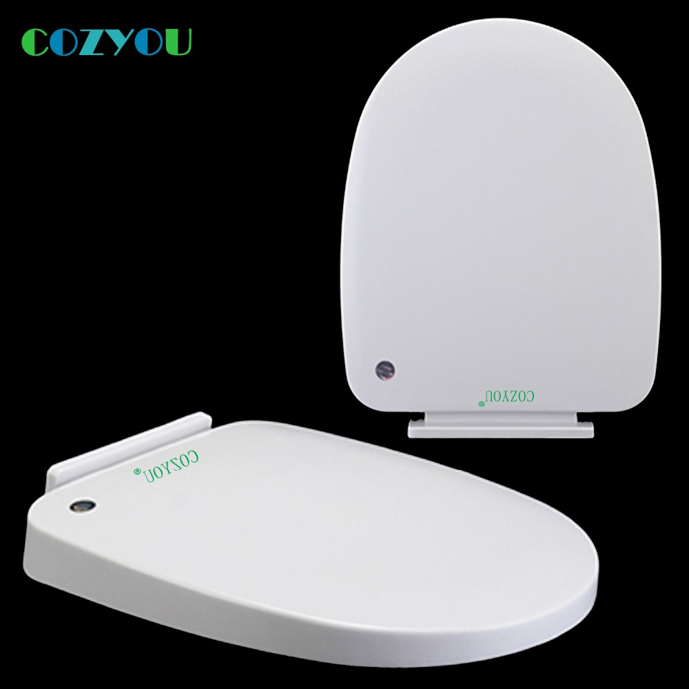 U Toilet Seat Quick Release Soft Close Above Installation Easy