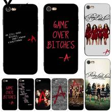 Yinuoda Pretty Little Liars tv Leading Phone Case for iPhone X 8 7 6 6S Plus X 5 XS XR Cases11 11pro 11promax black new for 9 inch turbopad 911 tablet touch screen touch panel digitizer sensor replacement free shipping