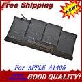 """JIGU Подлинная 50wh Для Apple Macbook Air 13 """"A1369 2011 A1405 аккумулятор ноутбука бесплатная доставка"""