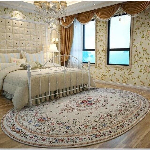 Lanskaya 160x230/200x250/200x290 cm цвет верблюда американский пастырское большой carpet моющиеся большие ковры дома овальные скользит мат