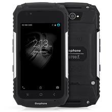 Ursprüngliche Guophone V88 4,0 Zoll Android 5.1 3G Smartphone IP58 wasserdicht Staub Stoßfest MTK6580 Quad Core 1 GB RAM 8 GB ROM