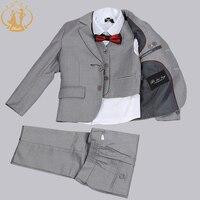 Nimble Suit for Boy Single Breasted Boys Suits for Weddings Costume Enfant Garcon Mariage Boys Blazer Jogging Garcon Kids Suits