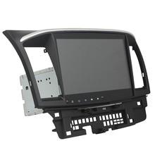 OTOJETA Android 8.0 car DVD octa Core 4GB RAM 32GB rom IPS screen multimedia player for Mitsubishi LANCER 2015 tape recorder
