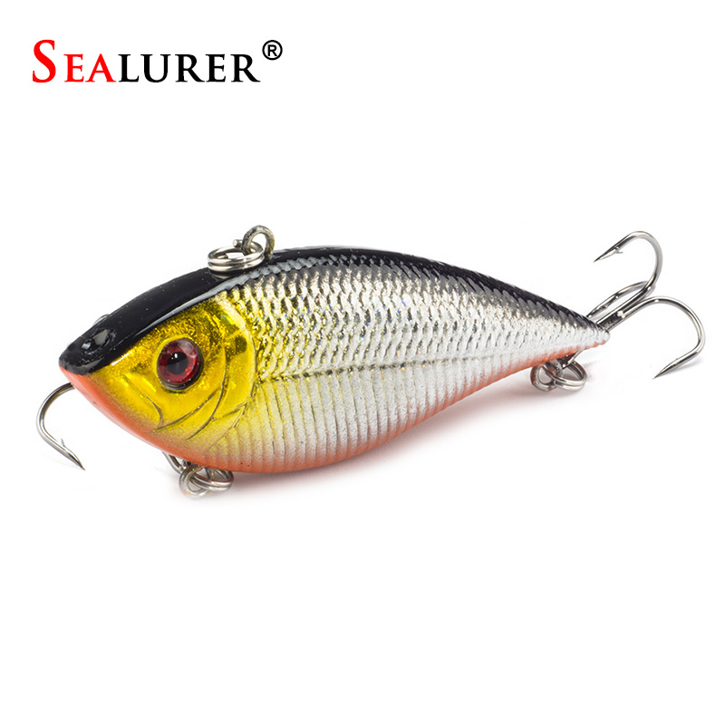 1PCS Fishing Lure Lipless Trap 7CM 11.5G Crankbait Hard Bait Fresh Water Deep Water Bass Walleye Crappie Minnow Fishing Tackle ...