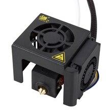 공장 공급 Creality 3D 프린터 Ender 5 부품 CREALITY 3D 프린터 Ender 5 용 완전 조립 압출기 핫 엔드 키트
