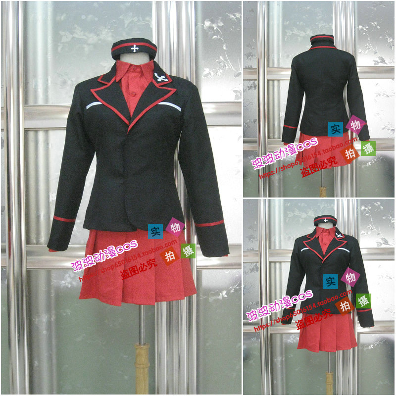 2012 Erika Cosplay Costume from Girls und Panzer image