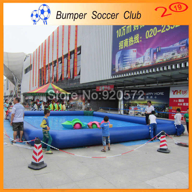 Free Shipping children's inflatable swimming pool inflatable toys with free air pump