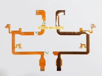 New LCD Flex Cable Ribbon For Canon HDV HG10 Video Camera Repair Part image
