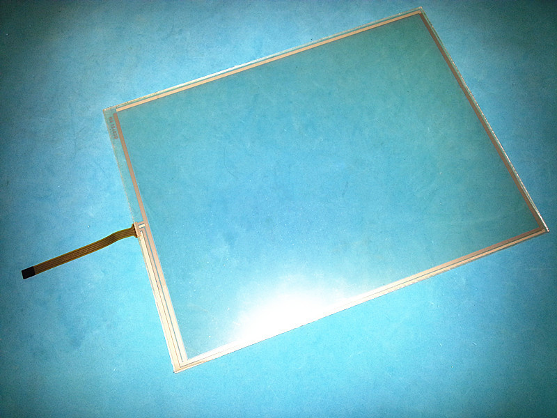 touchscreen for NTX0100-9101R 4wires touch screen panel glass /90days warrantry