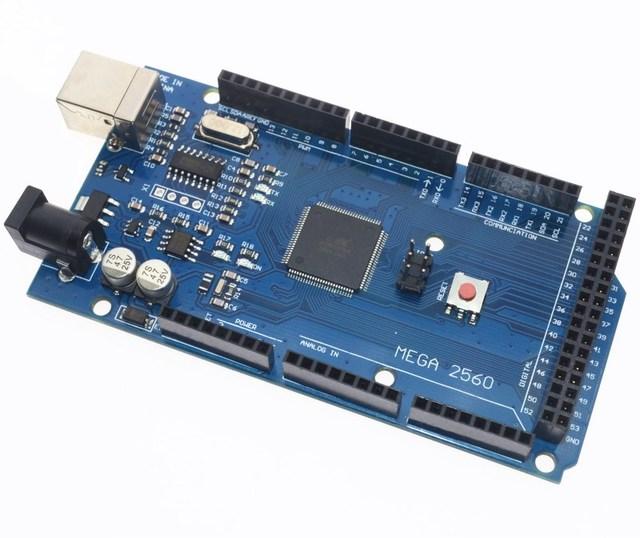 Mega 2560 R3 Mega2560 REV3 (ATmega2560-16AU CH340G) Board ON USB Cable compatible for arduino [No USB line] 1