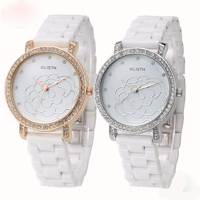 Wlisth women watches 2017 ladies quartz wrist watch girls female famous luxury brand quartz for Watches brands for girl