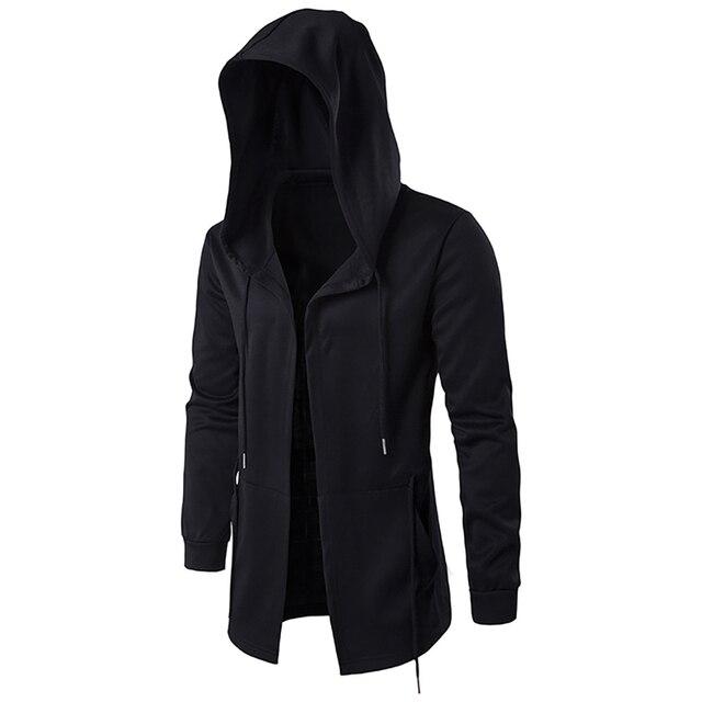 Manteau cape long
