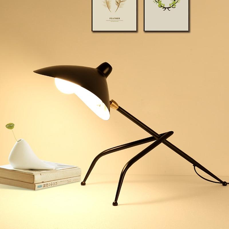 Personnalisé creative lampe de bureau peut être multi-angle table tournante lampe étude de Bureau pour la décoration lecture travail livraison gratuite