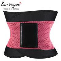Burvogue Sıcak Kadınlar Shaper Zayıflama Kuşaklar Vücut Şekillendirme Iç Çamaşırı Firma Kontrol Bel Şekillendirici Ve Karın Düzeltici Shapewear