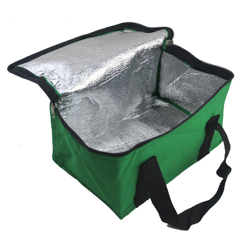 4 3L 100g Picnic font b Bag b font Lunch Box Large Insulated Thermal 600D Oxfors