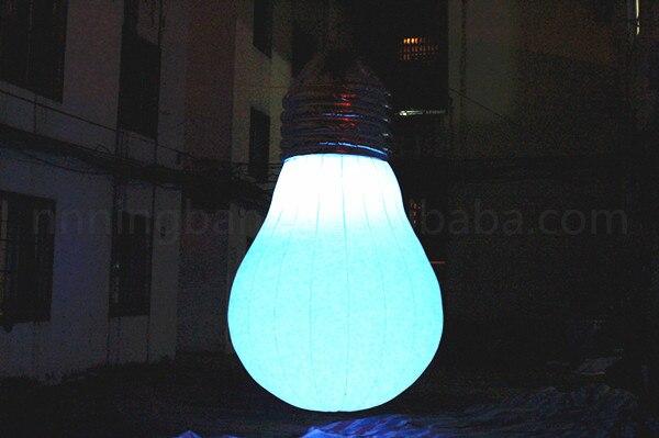Бесплатная доставка 3 м украшения надувные свет лампы для партии