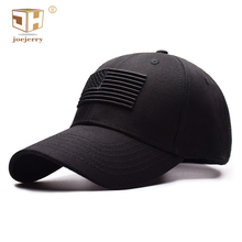 JOEJERRY Embroidered Baseball Caps USA For Men Female Americ