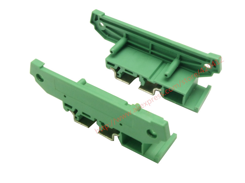 Pcb Circuit Board Mounting Bracket For Mounting Din Rail Mounting