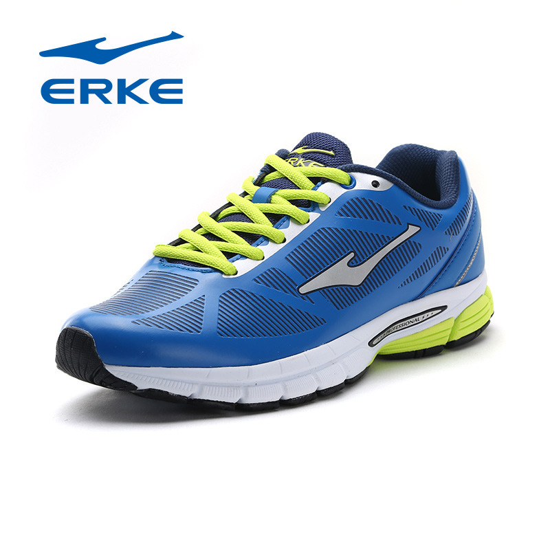 ERKE Running Shoes Men Sports Shoes Breathable Outdoor Running Gym Shoes Sneakers Men Trainers Shoes Zapatos Para Correr 2017