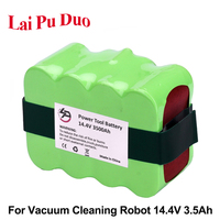 14.4V 3500mAh NI MH Cleaner Battery For Vacuum Cleaning Robot A320 A336 A33 A338 A325 A335