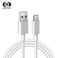 5A USB Typ C Kabel Für Huawei P20 Lite Honor 10 9 Pro Schnelle Lade Daten Kabel Telefon Ladegerät Samsung s9 Redmi Hinweis 7