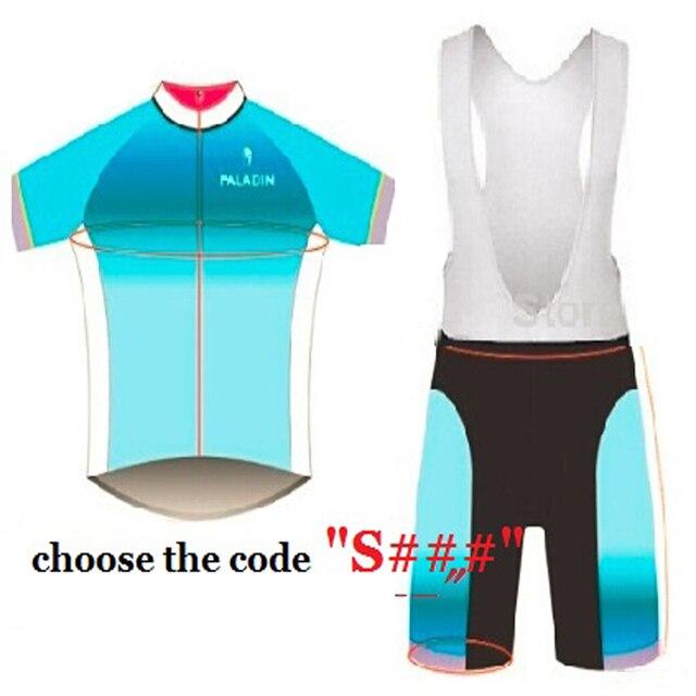 תפור לפי מידה רכיבה על אופניים גופיות שרוול קצר ערכות בגדי אופניים/אופניים ללבוש בגדי מאיו ropa ciclismo ג 'ל pad בחירה שרירותית