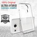 100% Original SGP Nexus 5X Ultra Hybrid Case AIR CUSHION Clear Back Panel + TPU Frame Case for Nexus 5X (2015)