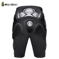 Wolfbike Protective Hip Motorcycle Armor Shorts Moto Skiing Snowboarding Skating Sport Hip Pad Protection Leg Protector S XXL