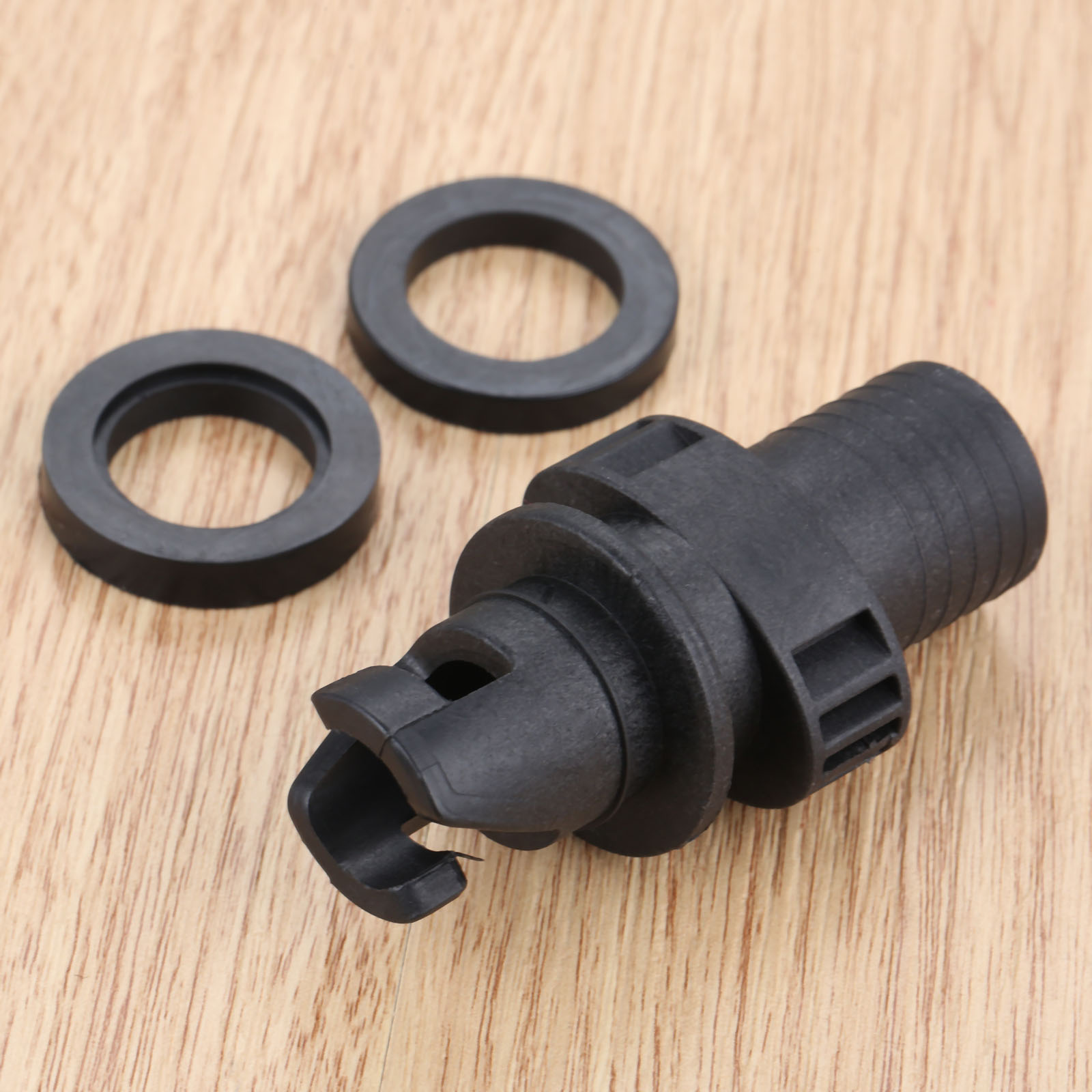 Air Valve Adaptor Connector Inflation Air Pump Hose Screw Valve Or Inflatable Boats Fishing Boat Sup Paddle Board Kayak Canoe
