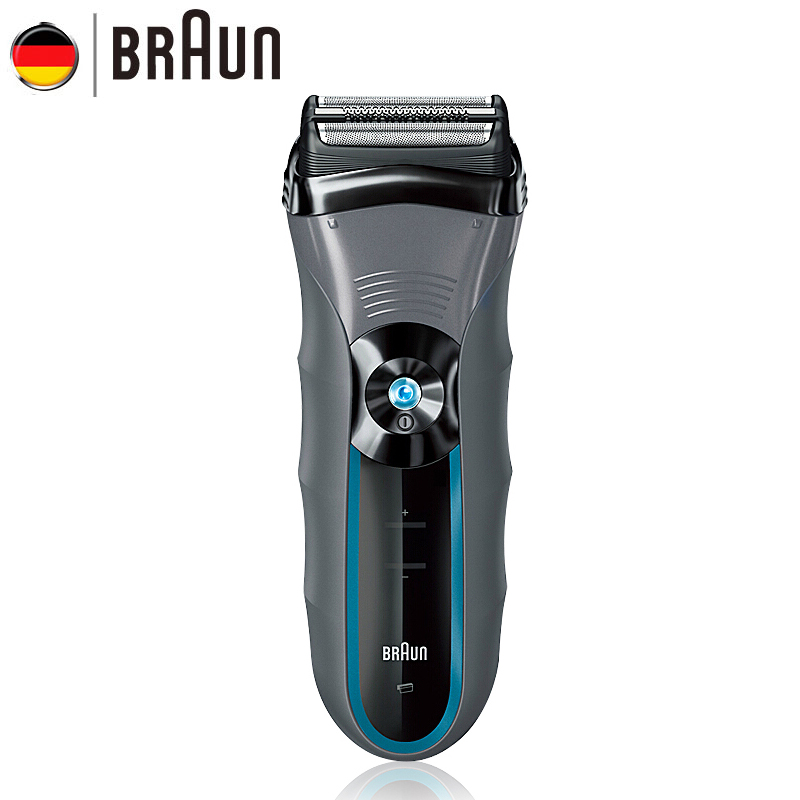 Braun Electric Razor Cruzer 6 for Men Washable Reciprocating Blades Face Care Electric Sahver Rechargeable braun cruzer 5 beard
