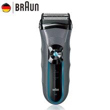 Braun Elektrorasierer Cruzer 6 für Männer Waschbar Kolben Klingen Gesichtspflege Elektrische Sahver Wiederaufladbare