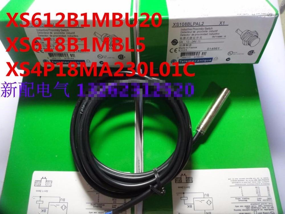 Original new 100% special selling high precision new sensor XS612B1MBU20 XS618B1MBL5 XS4P18MA230L01C quality assurance (SWITCH) [sa] new original authentic special sales keyence sensor pz 42 spot