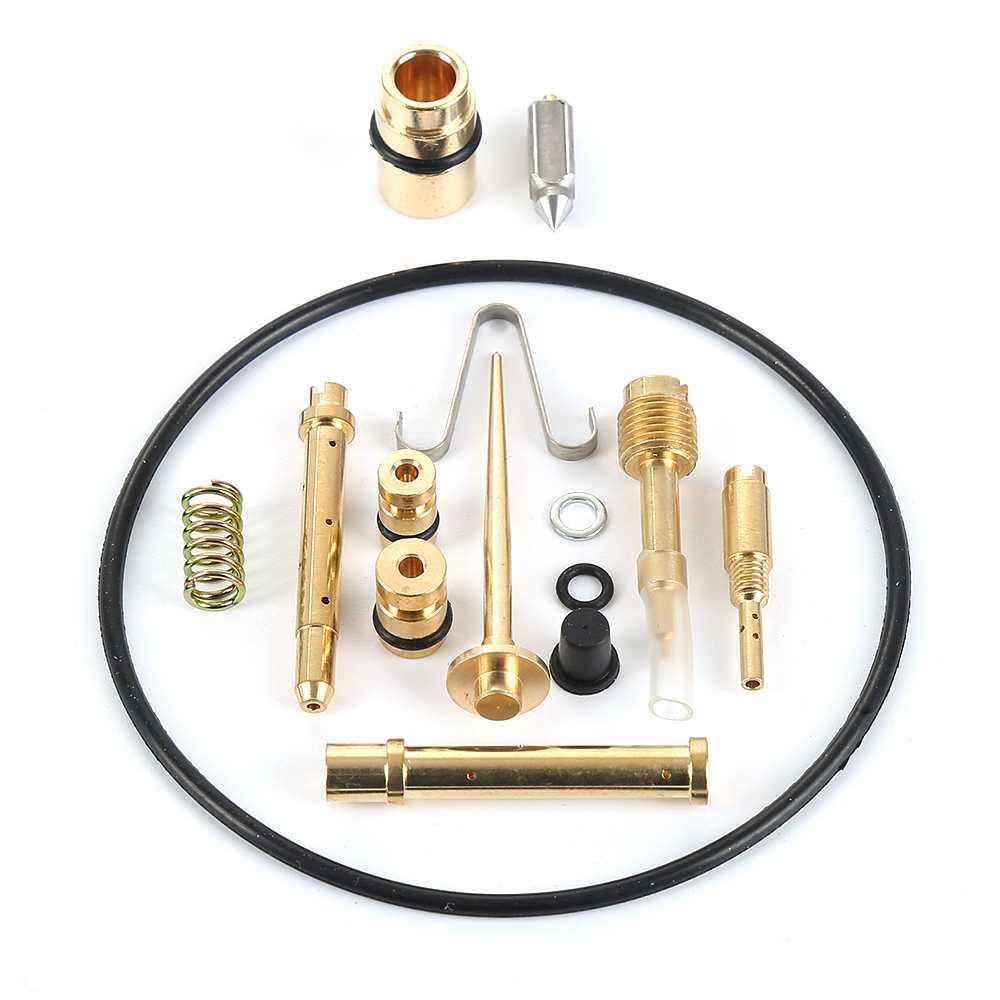 Quality Carb Repair Carburetor Carb Repair Rebuild Kit For Honda CB350 CL350 1968 1969 1970 1971 1972 1973 Motorcycle