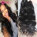 Rosa Queen Weave Beauty Ltd Virgin Hair Cheap 7A Annabelle Peruvian Virgin Hair Body Wave 3 Bundles Natural Black 8~30 inches