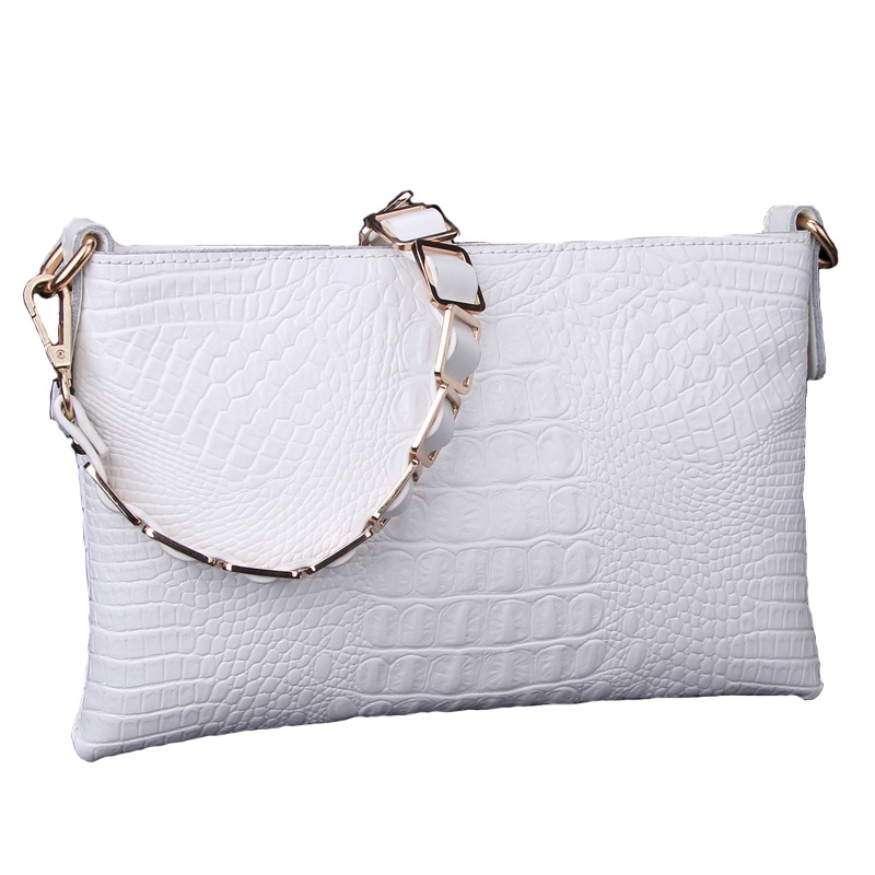 Crocodile fashion leather handbags women wedding clutches ladies party purse famous designer crossbody shoulder messenger bags shell small handbags new 2017 fashion ladies leather handbag casual purse designer crossbody shoulder bag women messenger bags