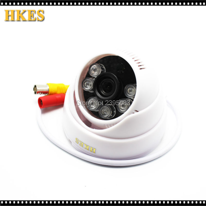 New Arrival 1MP/2MP 720P/1080P Mini HD CCTV AHD Camera Indoor Small Dome Security Video Surveillance Cam 3.6mm lens