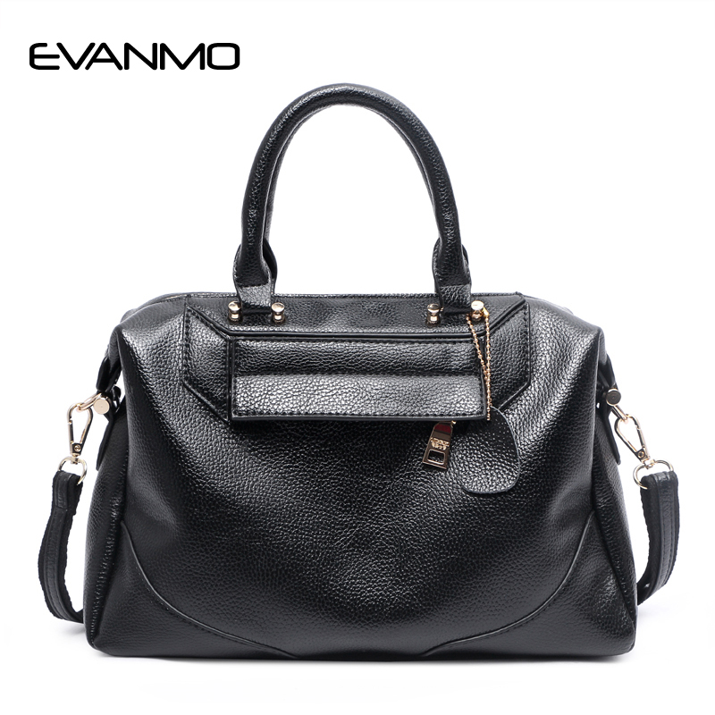 Boston Handbags 2018 Women Bag Fashion Genuine Leather Woman Shoulder Bag Casual Tote Bags Sac A Main Femme Bolsa Feminina Couro kzni genuine leather bag female women messenger bags women handbags tassel crossbody day clutches bolsa feminina sac femme 1416
