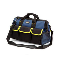 Thickening Hardware Multifunctional Electrical Repair Kit One Shoulder Canvas Bag Tool Bag DB005