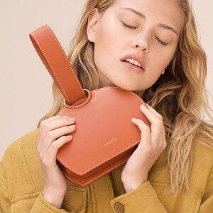 Casual Semicircle Handbags Wom