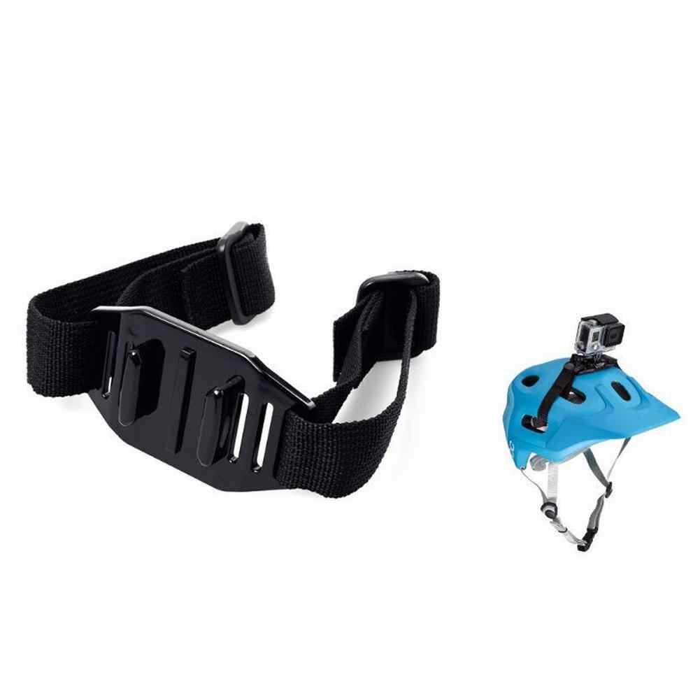 Adjustable Vented Popular Belt Mount Holder Helmet Strap for Gopro HD Hero Z