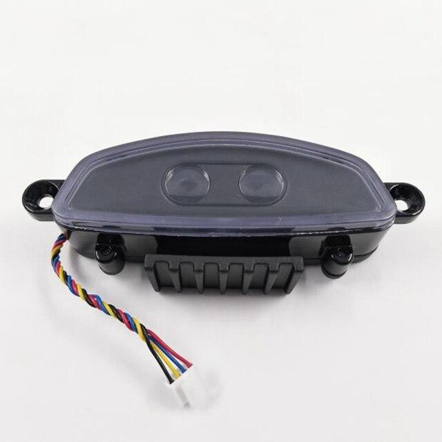 Actualizado Z10 luz delantera original Ninebot Z10 luz delantera luz trasera monociclo eléctrico Ninebot uno Z10 Z8 Z6 espaà a